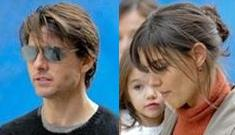 In Touch: Tom Cruise criticized Katie Holmes for gaining 5 pounds