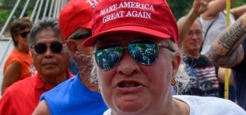 The Lake Travis 'Trump Boat Parade' ended in disaster, sunken vessels