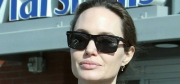Angelina Jolie is 'grossed out' & 'furious' about Brad Pitt's cavorting with Nico Mary
