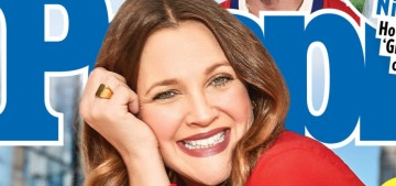 Drew Barrymore on her talk show: 'I tend to… shy away from soapboxes or know-it-alls'