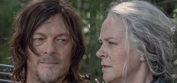 Walking Dead is ending in 2022 and a Carol and Daryl spinoff is coming