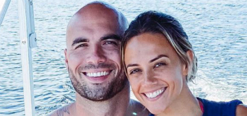 Jana Kramer's cheating husband once filed for divorce while in sex rehab