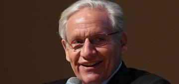 Should Bob Woodward have revealed his damaging info about Trump months ago?