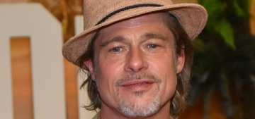 Brad Pitt doesn't want a wife or 'a girlfriend that he's with every day'