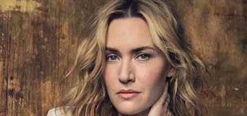 Kate Winslet: 'WTF was I doing working with Woody Allen & Roman Polanski?'
