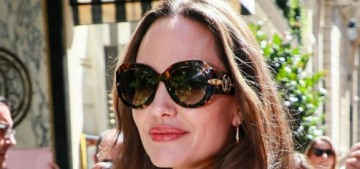 Us Weekly: Angelina Jolie & Brad Pitt's 'family therapy is no longer taking place'