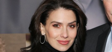 Hilaria Baldwin welcomed her fifth child (in seven years), a boy named Eduardo