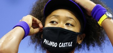 """Naomi Osaka isn't worried about losing sponsors for her BLM activism"" links"
