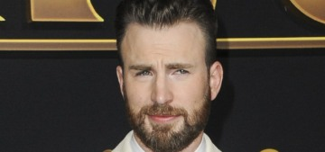 Chris Evans 'accidentally' leaked some of his private photos during an Instagram Live
