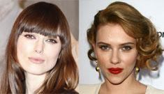 Keira Knightley & Scarlett Johansson vie for 'My Fair Lady' role