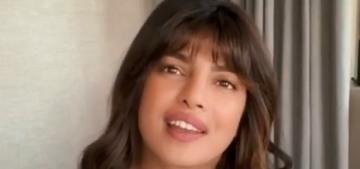 Priyanka Chopra got quarantine bangs: love them or hate them?