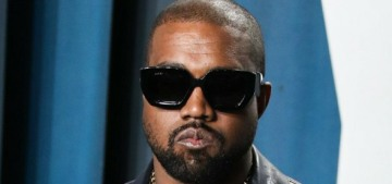 Kanye West missed his album deadlines because he's the New Moses, apparently