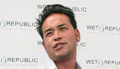 Jon Gosselin gets mocked at Vegas pool party; claims media is exploiting his kids