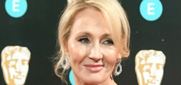 Noted transphobe JK Rowling's new book features a cross-dressing serial killer