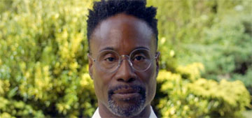 Billy Porter: If Trump gets a second term 'America is done. Rome fell.'