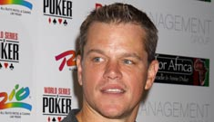 Matt Damon to receive lifetime achievement award at 38