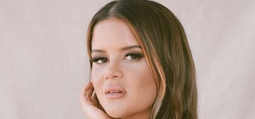 Maren Morris had postpartum depression: 'you just feel like you suck at every level'