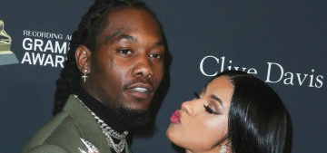 Did Cardi B file for divorce because Offset impregnated another woman?