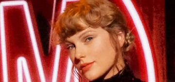 Taylor Swift styled herself in Stella McCartney for her ACM performance