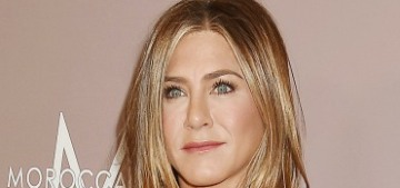 Jennifer Aniston is still getting a lot of 'hype' to win her second Emmy this Sunday