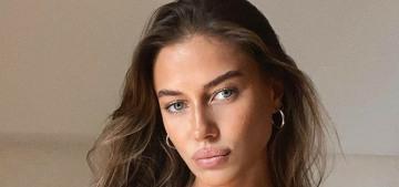 Brad Pitt's girlfriend Nico Mary responds when accused of 'hating' Angelina Jolie