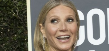 Gwyneth Paltrow is now the (highly-paid) face of an injectables brand, Xeomin