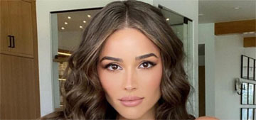 Olivia Culpo tries 'different things every month' to treat endometriosis