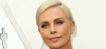 Charlize Theron: 'I haven't dated anybody for over five years' (since Sean Penn)