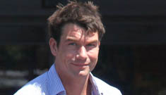 Jerry O'Connell refused to watch Rebecca Romijn give birth