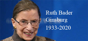 Supreme Court Justice and feminist icon Ruth Bader Ginsburg has passed away at 87