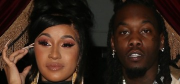 Cardi B isn't 'crying' about her divorce: 'I just got tired of f—ing arguing'