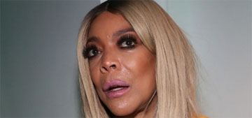 Wendy Williams admits she regularly spies on her neighbor while he's showering