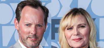 Kim Cattrall is 'happily child free' and living in Vancouver with her boyfriend