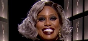 """""""Disney censored Laverne Cox for saying 'effing' which is insane"""" links"""
