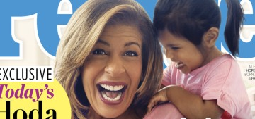 Hoda Kotb: People mom-shamed me about my age when I adopted my daughters