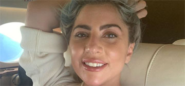 Lady Gaga opens up about being suicidal: 'People made sure I was safe'