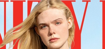 Elle Fanning on the importance of daydreaming: 'I can sit and just think for hours'