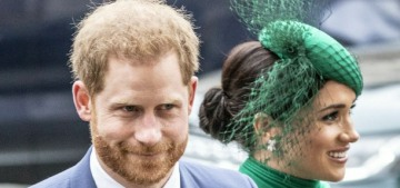 Prince Harry's Time Mag comments were 'not in reference' to any political party