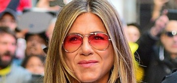 Jennifer Aniston & Brad Pitt don't want to milk the 'friendly exes' dynamic too much