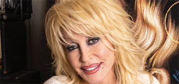 Dolly Parton has some tattoos 'but they're tasteful, I'm not a tattoo girl'