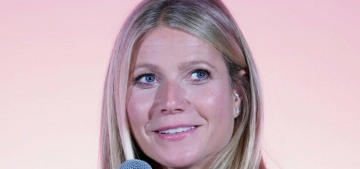 Gwyneth Paltrow: Apple is a 'beauty queen' & 'glamorous in a way that I'm not'