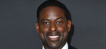Sterling K Brown: wearing a mask is 'a responsibility issue… it's not about you'