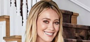 Hilary Duff: 'A woman can grow a temporary organ. And then you can eat it!'