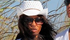 Naomi Campbell: Fashion industry doesn't want black models in a recession