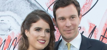 Princess Eugenie & Jack Brooksbank don't want their child to have a title
