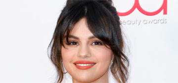 Selena Gomez: 'I don't want people to see me as just sad and hurt'