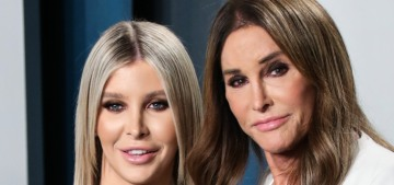 """Caitlyn Jenner & Sophia Hutchins are in talks to join RHOBH?"" links"
