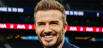 David Beckham is releasing his own line of organic honey