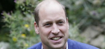 Prince William allowed cameras to follow him around for two years for his ITV doc