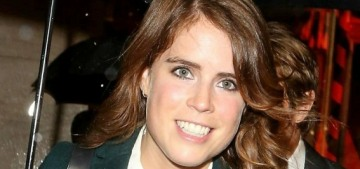 People: Princess Eugenie 'will be more of a bohemian parent, a bit like her mom'